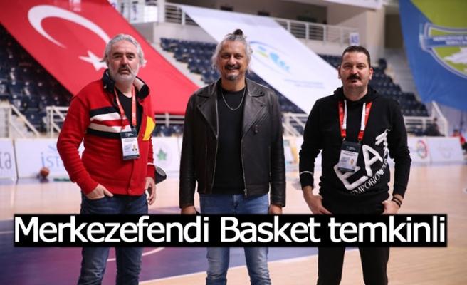 Merkezefendi Basket temkinli