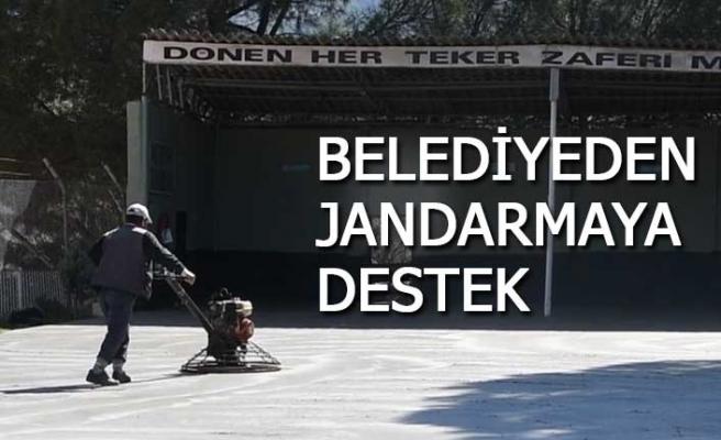 Buldan Belediyesi'nden Mehmetçiğe destek