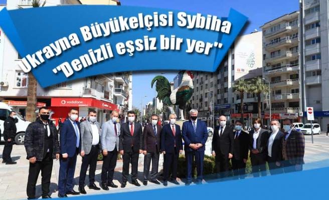 Büyükşehir'in turizm yatırımlarına hayran kaldı