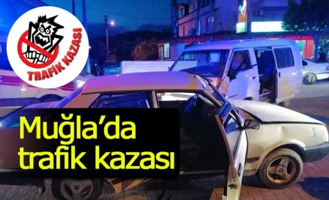 Muğla'da trafik kazası; 5 yaralı