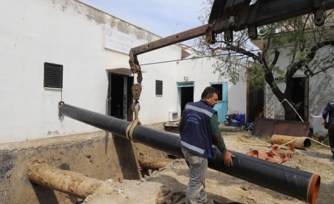 Muğla'daki terfi merkezlerinde enerji tasarruflu yenileme