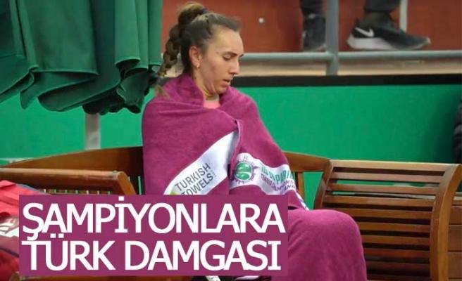 Şampiyonlara Türk damgası