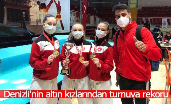 Türkiye Şampiyonası'na Büyükşehir damgası