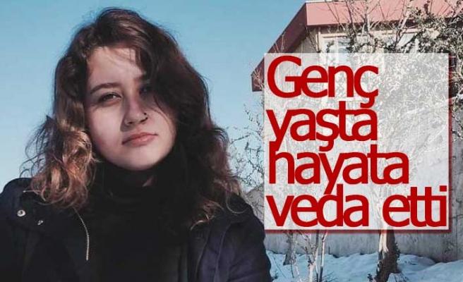 Üniversite öğrencisi genç kız hayata veda etti