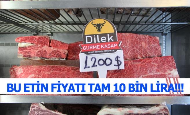 Bu et araba fiyatına!