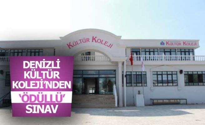 Denizli Kültür Koleji'nden öğrencilere büyük fırsat