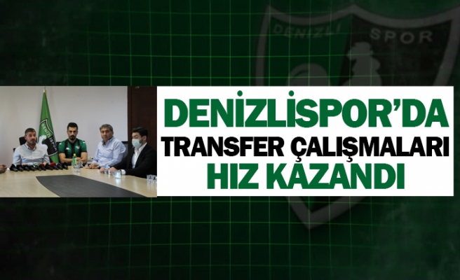 Denizlispor'da transfer yasağı kalktı