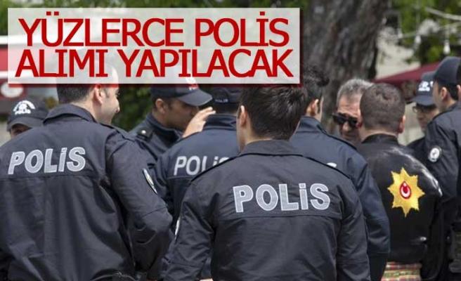 Resmi Gazete'de yayımlandı! Yüzlerce polis alınacak