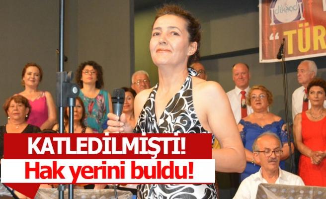 Türkiye'nin konuştuğu davada hak yerini buldu
