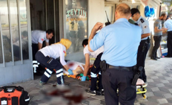 Zeytin işletmecisi cinayete kurban gitti