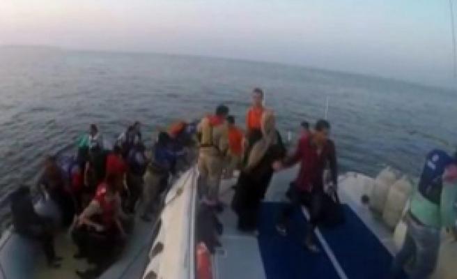 6 ayda 26 bin 63 göçmen kurtarıldı