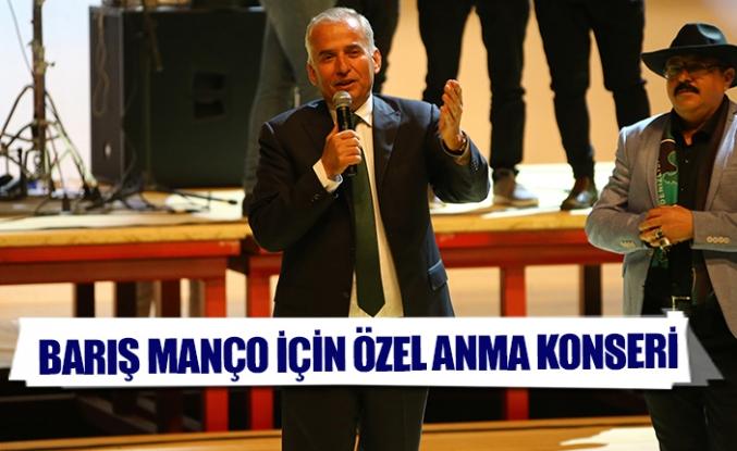 Barış Manço için özel anma konseri