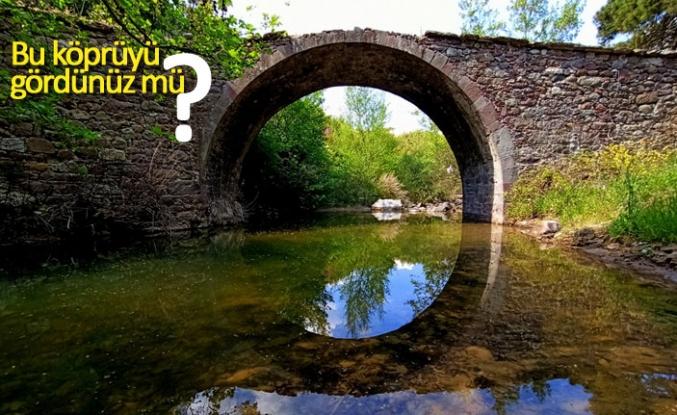 Bu köprüyü gördünüz mü?