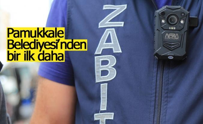 Pamukkale Belediyesi'nden bir ilk daha