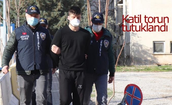 Katil torun tutuklandı