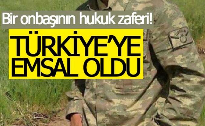 Türkiye için emsal karar!