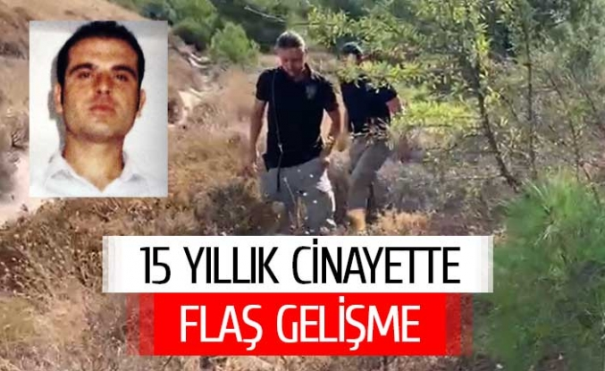15 yıllık cinayette sır perdesi aralandı