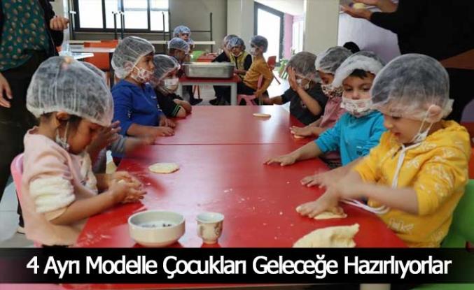 4 Ayrı Modelle Çocukları Geleceğe Hazırlıyorlar
