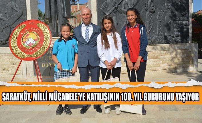 Sarayköy, Milli Mücadele'ye Katılışının 100. yıl gururunu yaşıyor