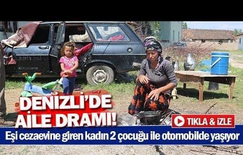 Denizli'de aile dramı!