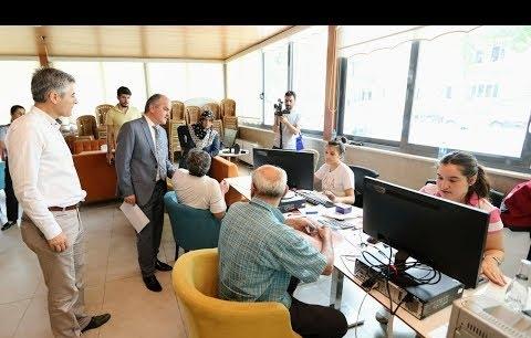 Pamukkale Belediyesi'nden imar barışı danışma ofisi