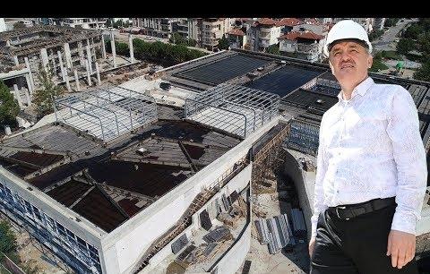 Pamukkale Kültür Merkezi Bağbaşı'na çok yakışacak