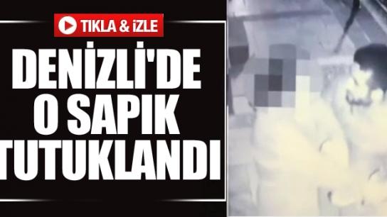 DENİZLİ'DE YOLDA YÜRÜYEN KADINA TECAVÜZ ETMEK İSTEYEN SAPIK TUTUKLANDI