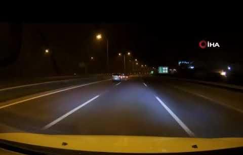 Trafik magandası 5 kişiyi canından ediyordu!